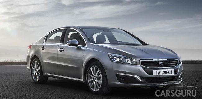 Новая версия Peugeot появится в России в текущем году
