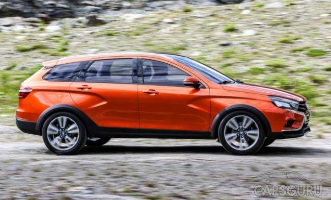 АвтоВАЗ пополнит модельный ряд двумя новыми машинами