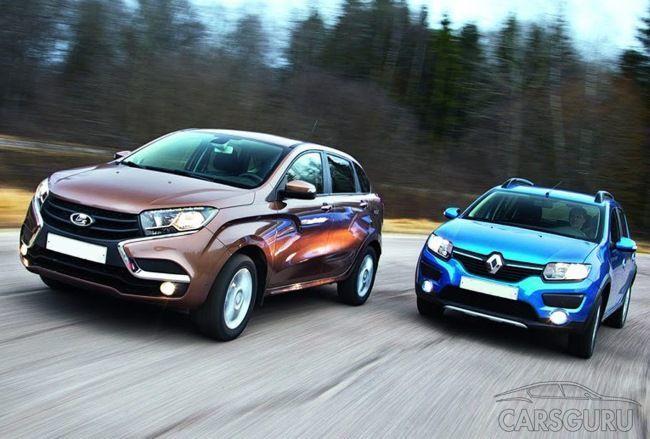 Автомобильные концерны LADA и Renault заявили о будущем сотрудничестве