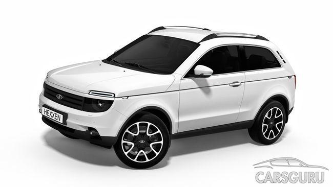 АвтоВАЗ планирует выпуск Нивы на новой платформе