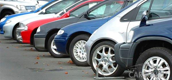 Объявлен рейтинг самых популярных подержанных авто среди москвичей
