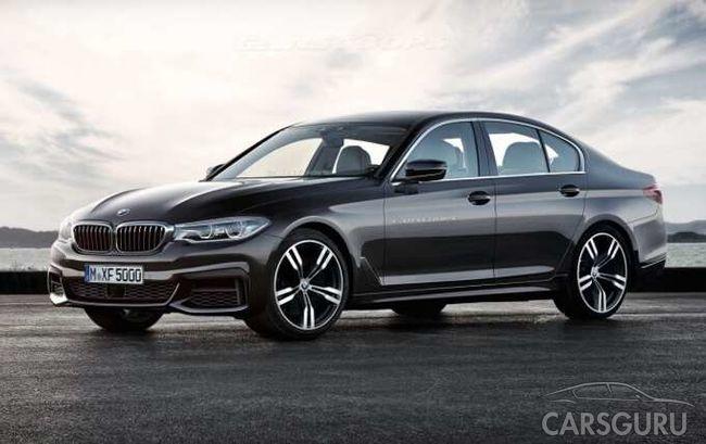 Новый BMW 5 на рынке России