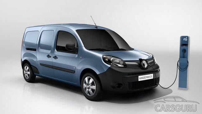 Renault в ближайшее время представит целый ряд автоновинок