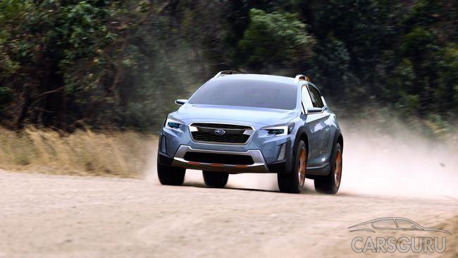 Subaru сообщила некоторые подробности о новом внедорожнике