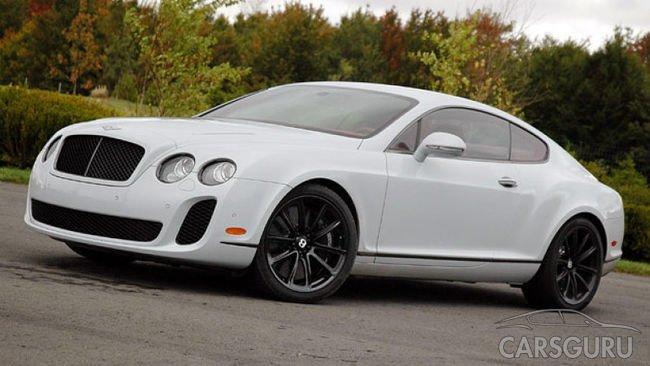 Bentley продемонстрировала свой самый быстрый автомобиль