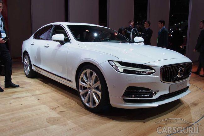 Volvo рассказал о том, какие новинки появятся на российском автомобильном рынке