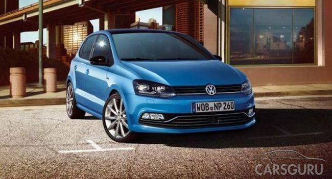 На российских дорогах скоро появится Volkswagen Polo Life