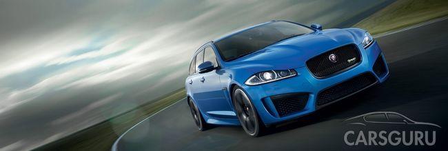 Когда нельзя отличить от нового, это Jaguar Approved