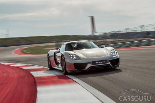 Porsche отзывает самый дорогой спортивный автомобиль на территории России