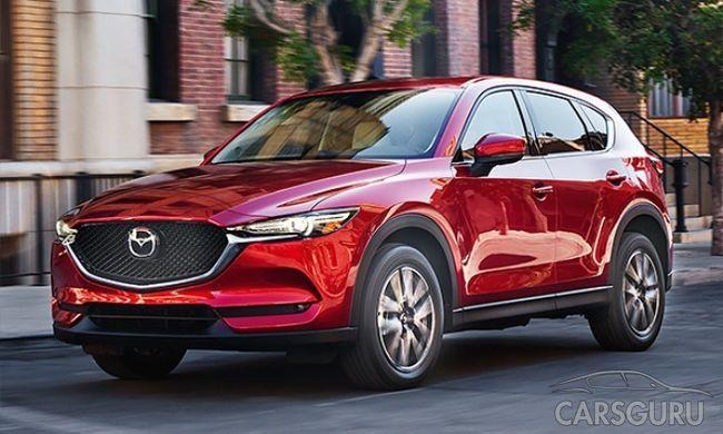 В России будет запущено массовое производство Mazda CX-5