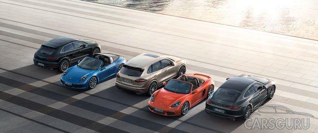 Неделя волшебства! Последние 25 автомобилей Porsche по цене 2016 года в Порше Центр Ясенево
