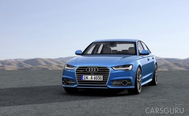 Audi снизила цены на автомобили и запчасти