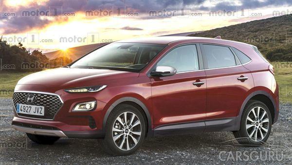 В Сеть попали первые снимки новинки от Hyundai