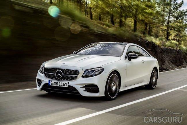 Пополнение в коллекции Mercedes-Benz и новые возможности
