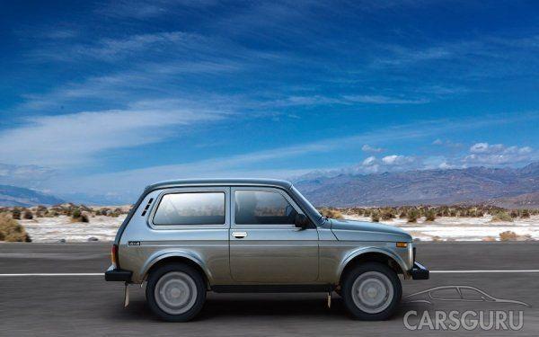 АвтоВАЗ начинает поставки Lada 4×4 в Китай