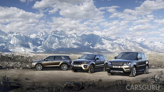 Самый крутящий момент для покупки нового Land Rover в АВИЛОН