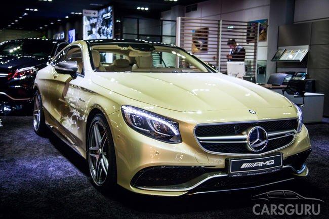 Хотите подчеркнуть Вашу индивидуальность? Тогда автомобиль Mercedes-AMG S-Класс для Вас!