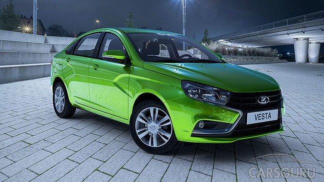 Автомобили АвтоВАЗа завоевывают популярность в Европе