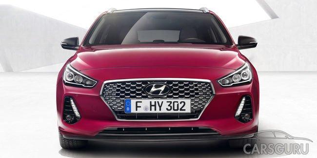 Хэтчбек Hyundai i30, конкуренция не только Голльфу но и Октавии