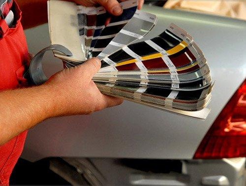 Основные способы снятия лакокрасочного покрытия