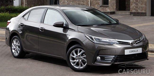 Определен самый покупаемый в России автомобиль японского происхождения с пробегом