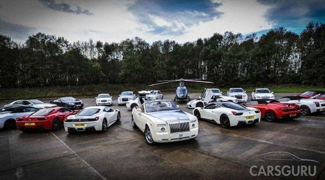 Новые автомобили пополнили список «роскошных» моделей
