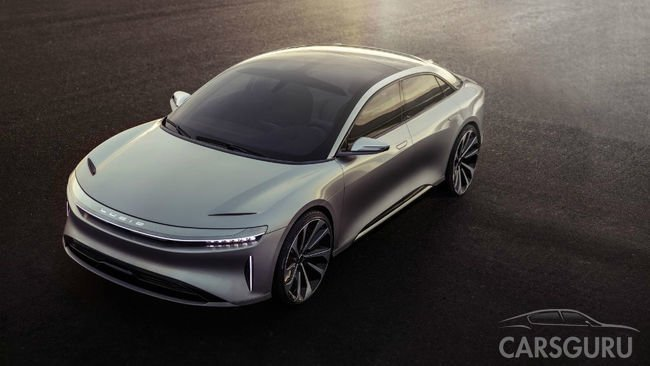 Объявлена стоимость основного конкурента Tesla Model S