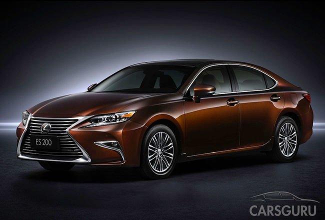 Lexus снижает цены на свои автомобили