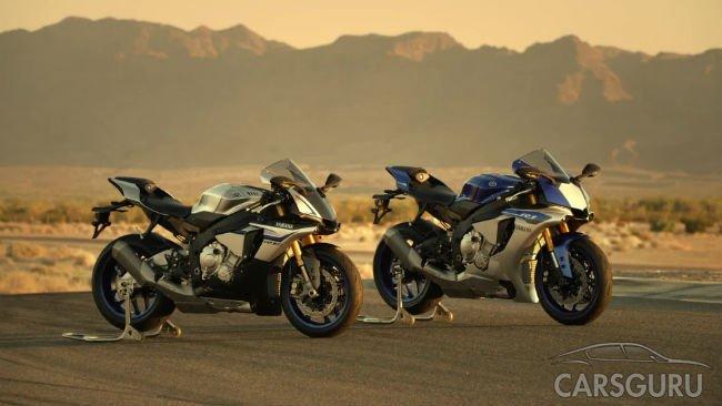 В России отзывают 36 мотоциклов Yamaha