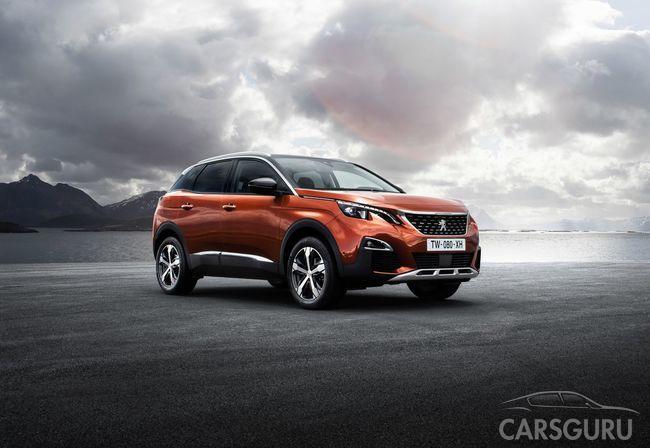 В России начнутся продажи «Автомобиля года»