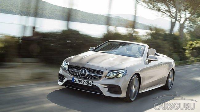 Mercedes-Benz показал новый кабриолет