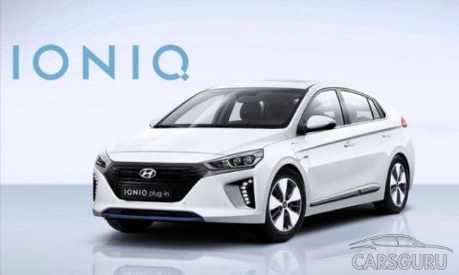 В Женеве был представлен гибрид от Hyundai