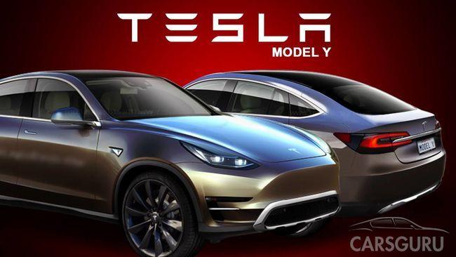 Бюджетная модель Tesla Model Y выйдет в следующем году