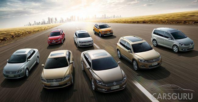 Volkswagen сообщил о выходе своих новинок