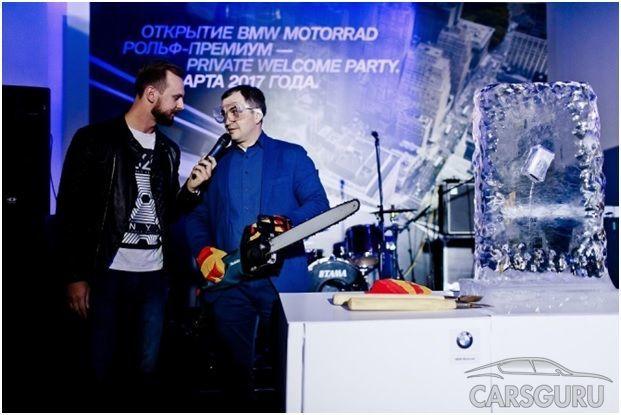 РОЛЬФ пополнил портфель франшизой BMW Motorrad