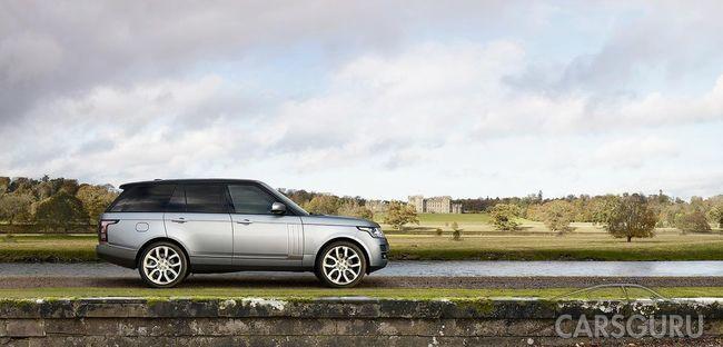 Новый сезон, новые перспективы. Фиксированная стоимость ТО Range Rover в АВИЛОН