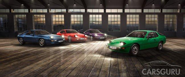 Возраст привилегий для Вашего Porsche