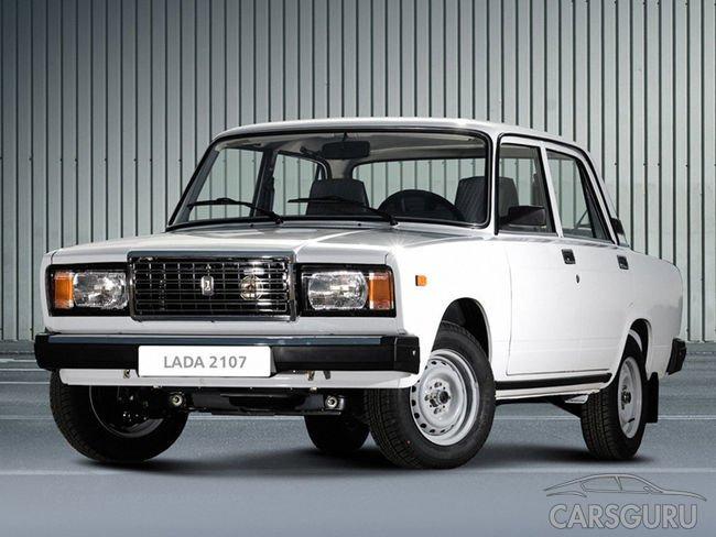 Определен самый популярный представитель российского парка легковых автомобилей