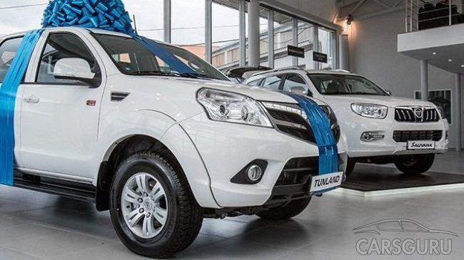Foton Sauvana планирует реализовать 1 400 автомобилей