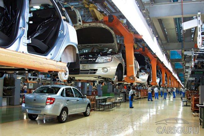 АвтоВАЗ отзывает более 100 000 автомобилей