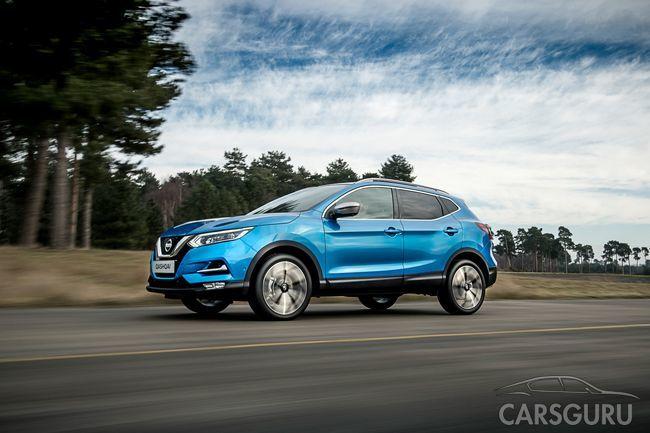 Обновленный Nissan Qashqai появится в продаже уже в этом году