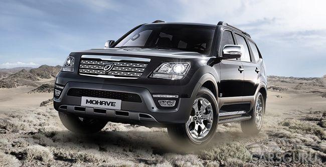 «Автотор» запустил производство Kia Mohave