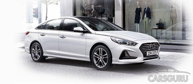 Состоялась презентация Hyundai Sonata