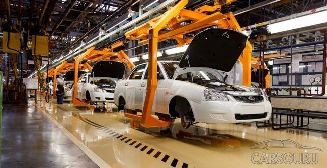 Снятие Lada Priora с производства оказалось слухами