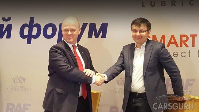 «АвтоВАЗ» и «Яндекс» разработают сервисы для автомобилей