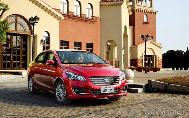Suzuki хочет расширить модельный ряд для России