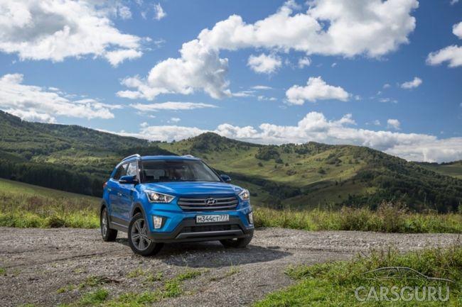 Hyundai Creta обзаведется новой полноприводной версией