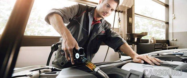 Специальные цены на замену масла для Porsche старше 2-х лет!