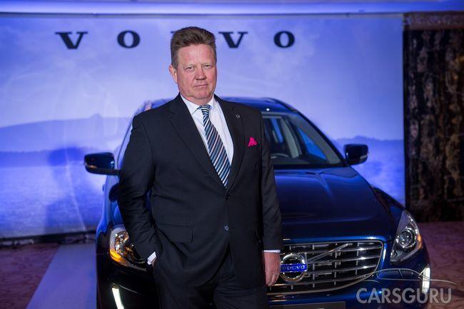 В России может появиться завод Volvo