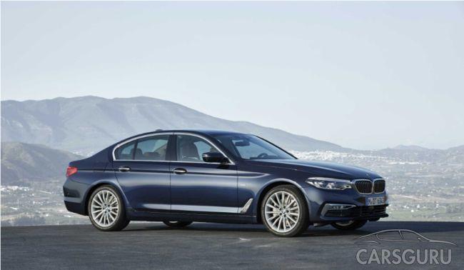 BMW оглашает новые цены на свои автомобили